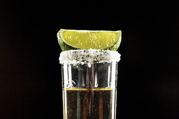 Tequila geschoten