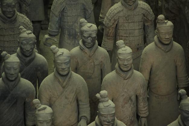 Terracotta soldaten