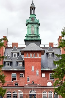 Tewksbury state hospital in de vs.