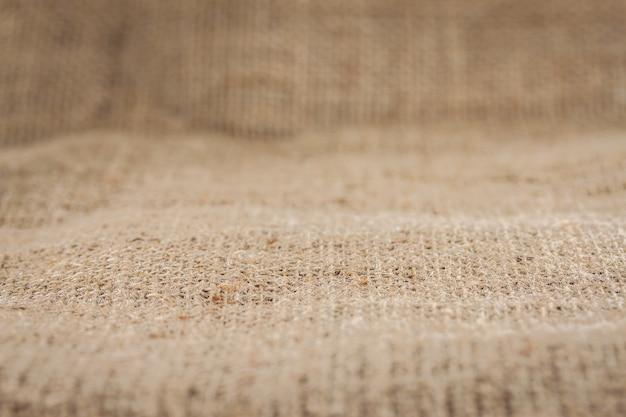 Textiel backgrouna en textuur, selectieve nadruk