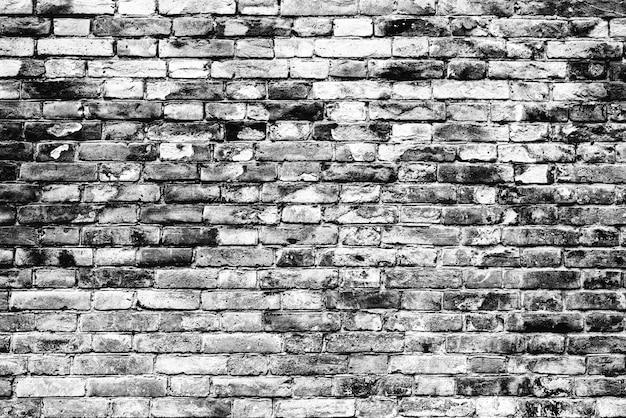 Textuur, baksteen, muur, het kan worden gebruikt als achtergrond. baksteentextuur met krassen en barsten