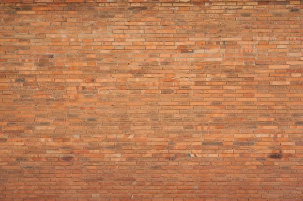 Textuur bakstenen muur