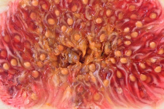 Textuur fruit vijgen