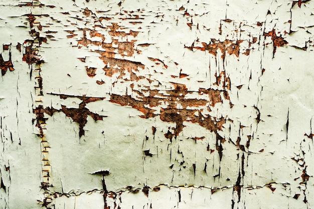 Textuur houten muur achtergrond. houten structuur met krassen en scheuren