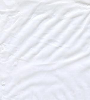 Textuur mat wit polyethyleen