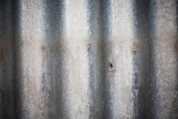Textuur oude zink achtergrond.
