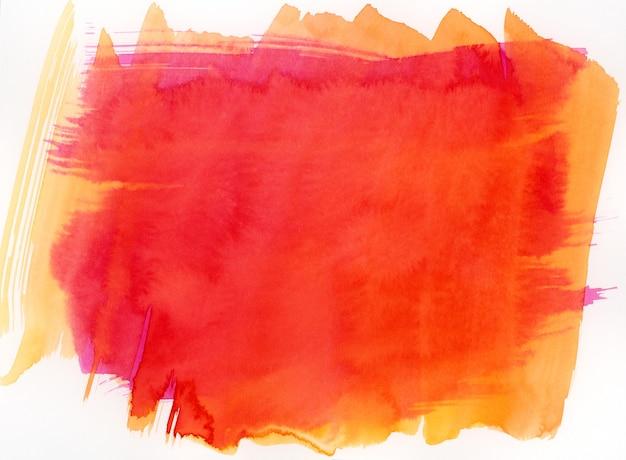 Textuur penseelstreken