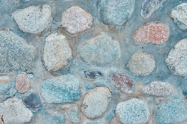 Textuur rotsen muur.