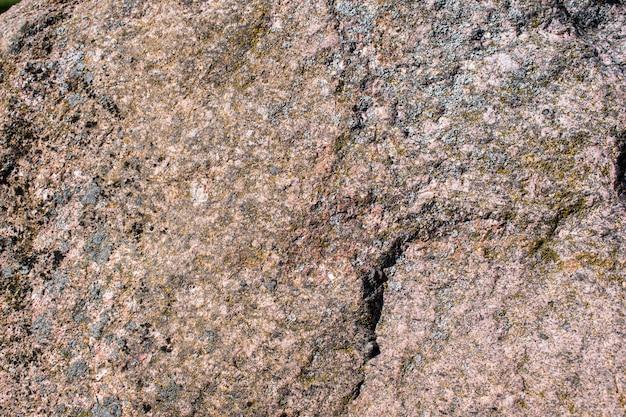 Textuur rotssteen