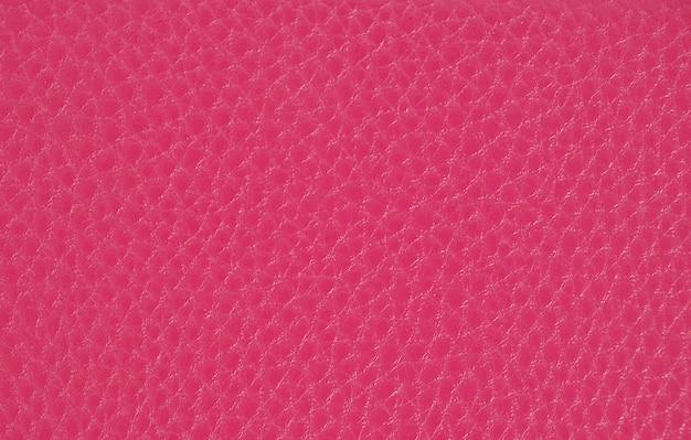 Textuur roze leren