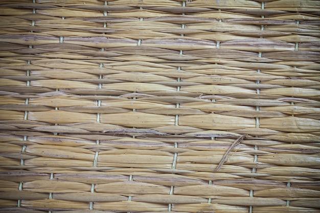 Textuur thaise mat achtergrond.
