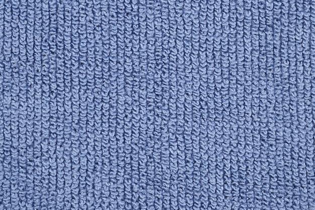 Textuur van badstof handdoek