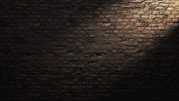 Textuur van bakstenen achtergrondclose-up, abstracte achtergrond, leeg malplaatje