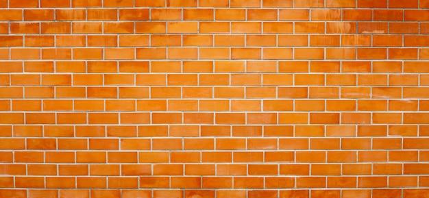 Textuur van bakstenen muurachtergrond.