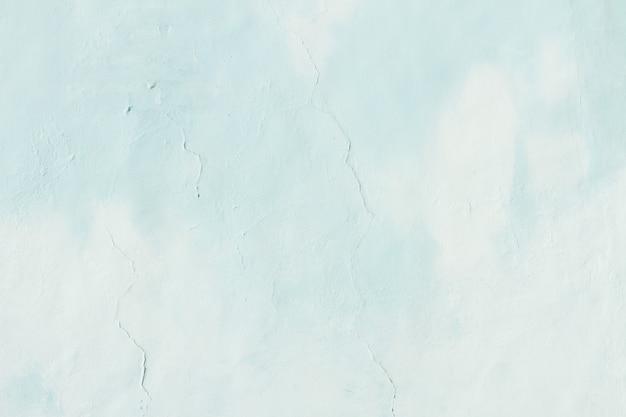 Textuur van blauw geschilderde verweerde betonnen muur achtergrond
