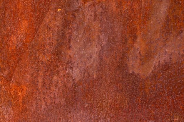 Textuur van de vintage geschilderde achtergrond van de ijzermuur