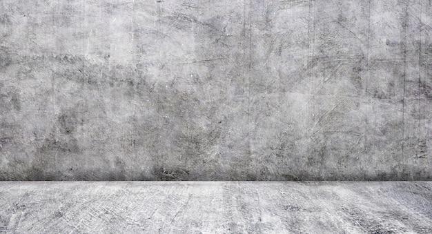 Textuur van donkere betonnen wand