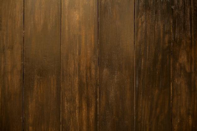 Textuur van donkere planken