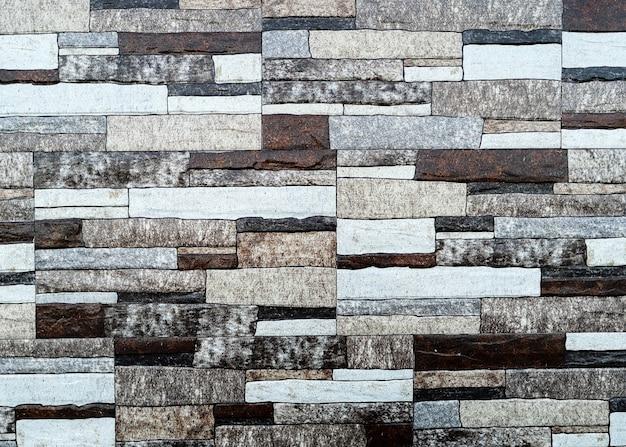 Textuur van een stenen muur. muur textuur achtergrond.