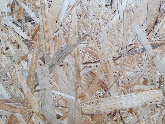 Textuur van geperst houtzaagsel