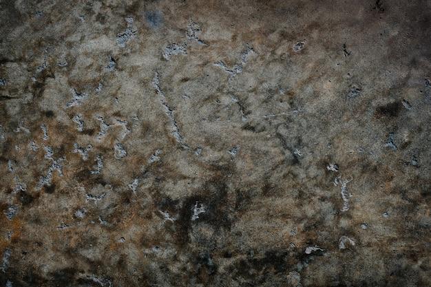 Textuur van het cementbeton. donkere grungy achtergrond. wand- en vloerbekleding voor industrieel loftontwerp