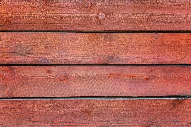 Textuur van houten planken. horizontale strepen.