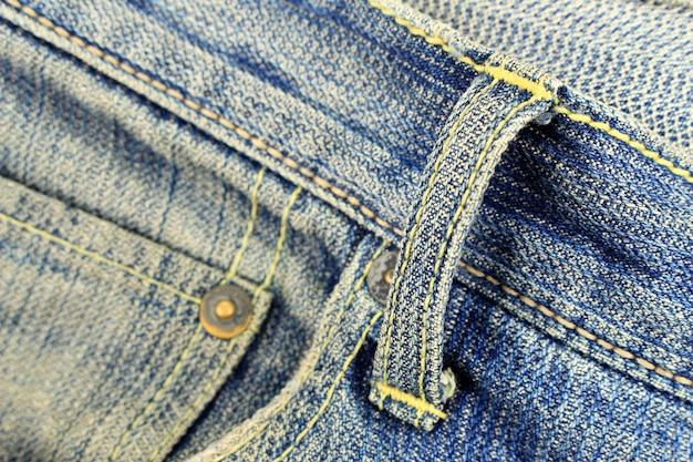 Textuur van jeans