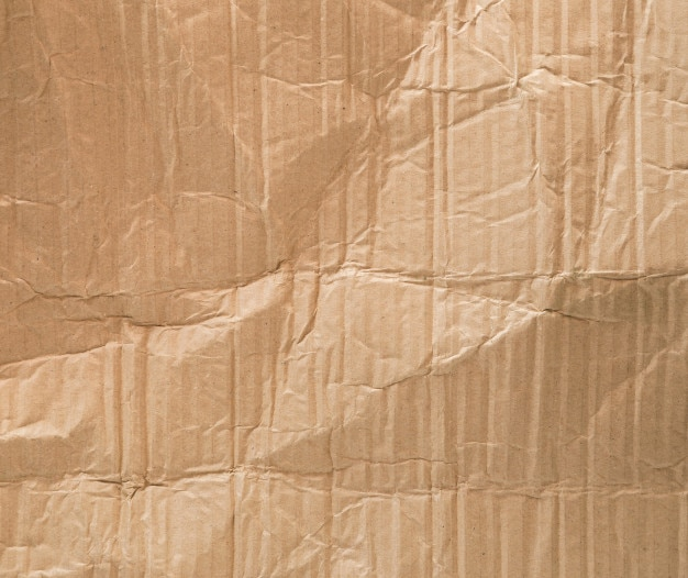 Textuur van karton