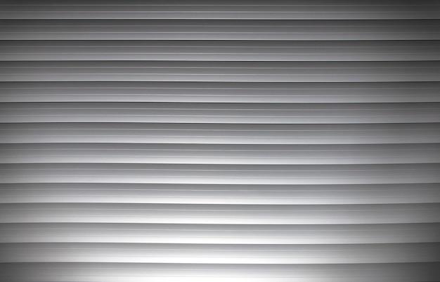 Textuur van nieuw zonneblindenbureau. detailopname