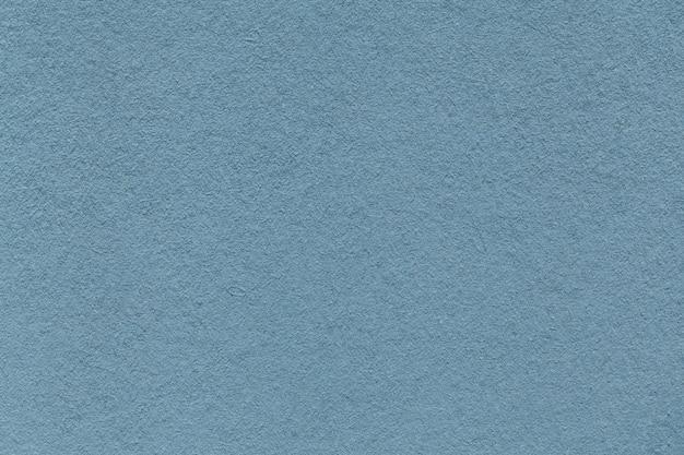 Textuur van oud blauw papier