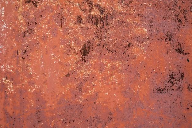 Textuur van oud metaal, muur