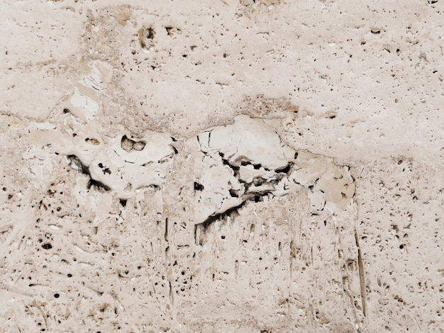Textuur van oude grijze concrete muur