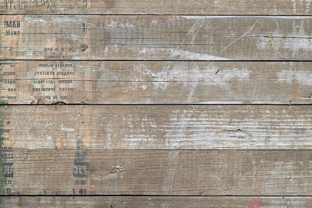 Textuur van oude houten planken