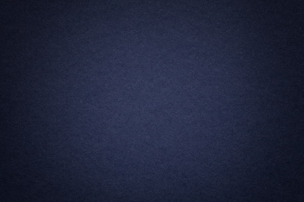 Textuur van oude marineblauwe document achtergrond, close-up. structuur van dicht karton.