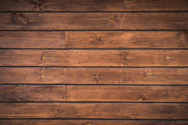 Textuur van oude uitstekende houten raads natuurlijke boomfactuur als achtergrond.