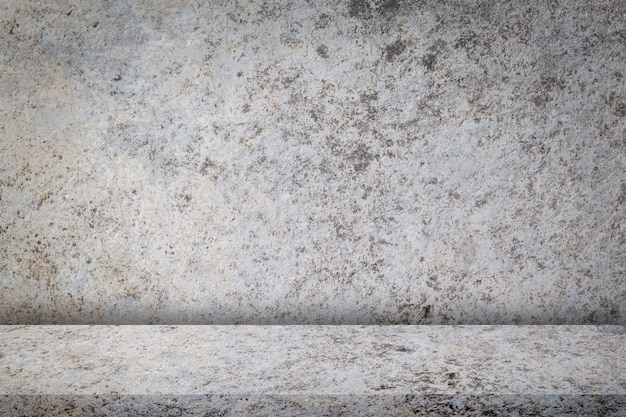 Textuur van oude vuile concrete muur en uitstekend ontwerp, voor achtergrond