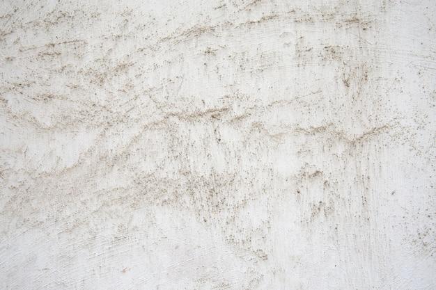 Textuur van oude witte stucwerk muur