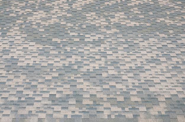 Textuur van platte dakpannen