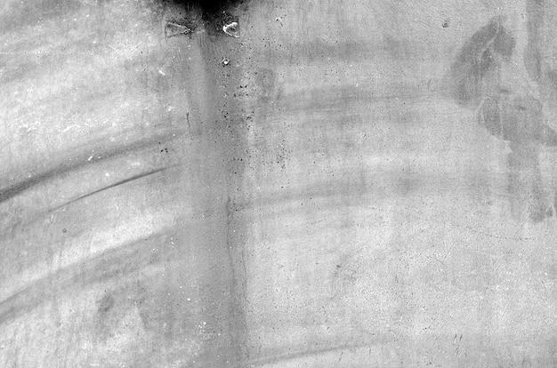 Textuur van roestig grijs sjofel ijzerblad.
