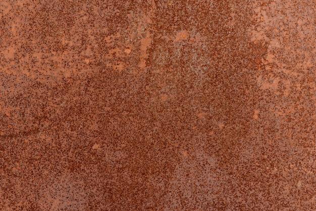 Textuur van roestig oud metaal. achtergrond van vuile ijzer grunge corrosie