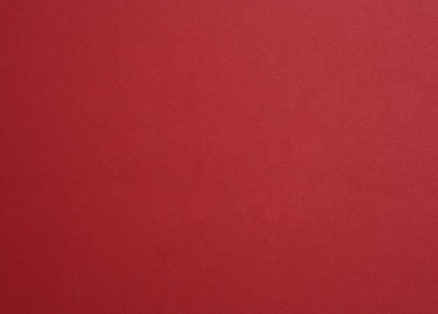 Textuur van rood papier, karton, close-up