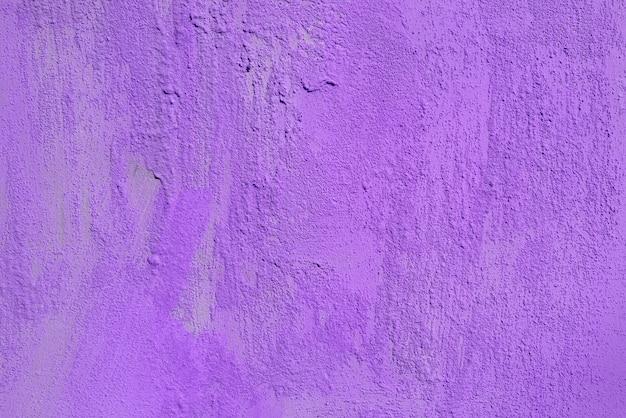 Textuur van ruwe violet gips. architecturale abstracte achtergrond.