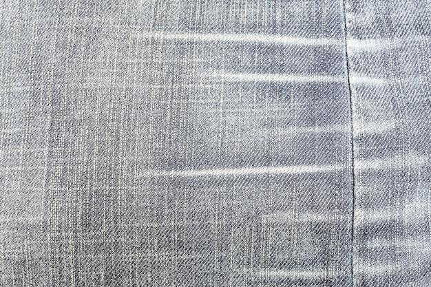 Textuur van spijkerbroek close-up achtergrond