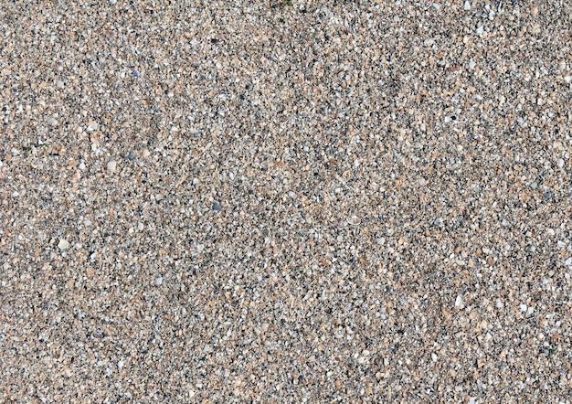 Textuur van strand zeezand. (achtergrond)