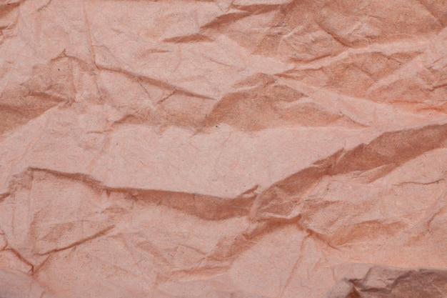 Textuur verfrommeld papier achtergrond.