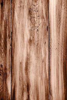 Textuur voor ontwerp - houten achtergrond met slijtage. natuurlijk donker hout