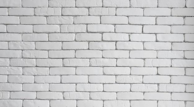 Textuur witte betonnen muur voor achtergrond Premium Foto