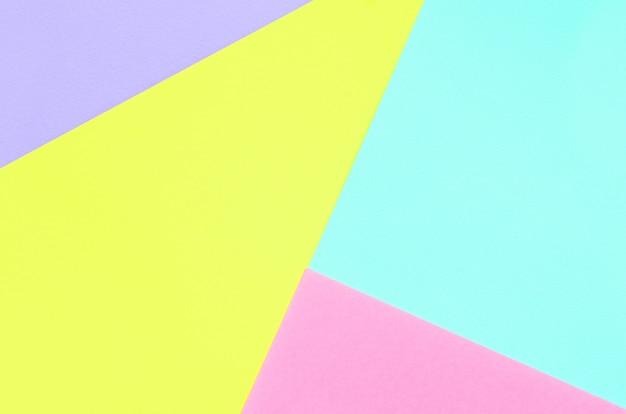 Textuurachtergrond van manierpastelkleuren
