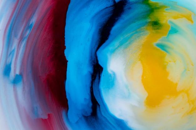 Textuurontwerp abstracte vlotte kleurrijke achtergrond