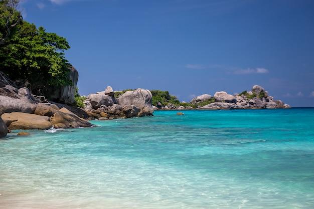 Thailand prachtige kustlijn
